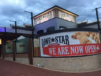 Lone star penrith